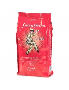 Buy Lucaffe Pulcinella Coffee Beans 700 g in Saudi Arabia