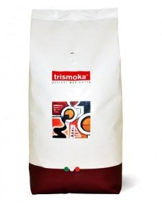 Buy Trismoka Caffe Brasil 70 Coffee Beans 1kg in Saudi Arabia