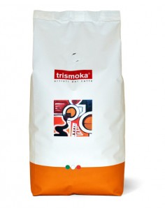 Buy Trismoka Caffe Italia 50 Coffee Beans 1kg in Saudi Arabia
