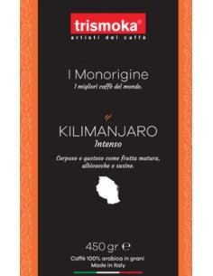 Buy Trismoka Caffe Kilimanjaro Coffee Beans 450g in Saudi