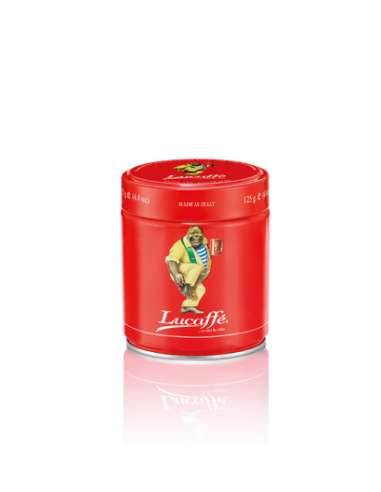 Buy Lucaffe Coffee Tin 125 g in Saudi Arabia, Khobar, Dammam