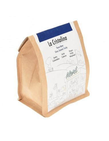 Buy Alert Coffee La Cristalena Colombia 250 g in Saudi Arabia
