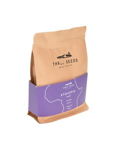 Buy 3 Seeds Ethiopia Sasaba Coffee Beans 250g in Saudi Arabia