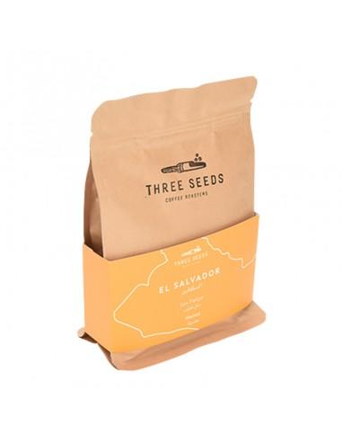 Buy 3 Seeds El Salvador Los Pirineos Whole Beans Coffee 250g in