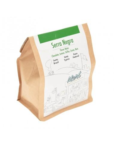 Buy Alert Coffee Brazil Serra Negra 250g in Saudi Arabia
