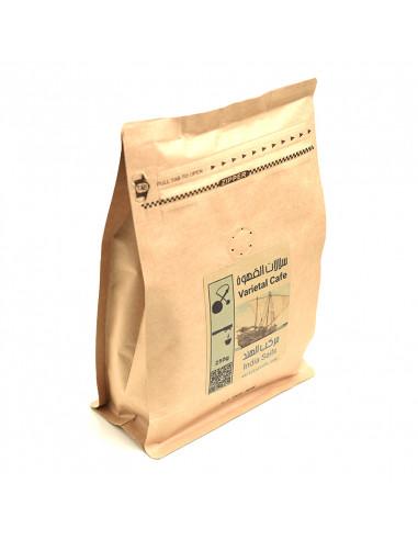 سلالات القهوة مركب الهند - توليفة الإسبريسو 250جم