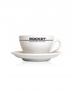 Buy Rocket Cappuccino Cups 204ml, 6 pcs in Saudi Arabia