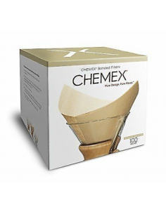 Buy Chemex Bonded Filters Pre-Folded Squares Natural in Saudi