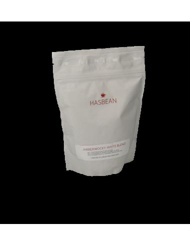 Buy Hasbean White Jabberwocky Coffee Beans 250g in Saudi