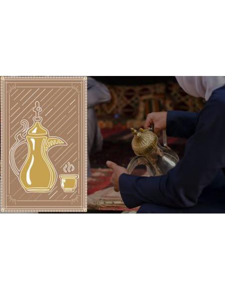 Buy Bunista Arabic Coffee 250g in Saudi Arabia, Khobar, Dammam