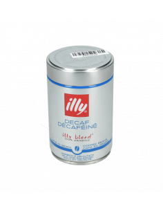 Buy Illy Decaffeinated Whole Beans Coffee 250g in Saudi Arabia