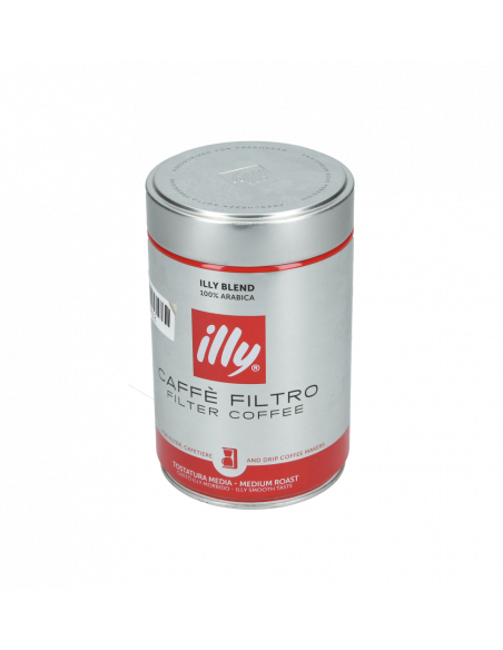 Buy Illy Filter Ground Coffee 250g in Saudi Arabia, Khobar
