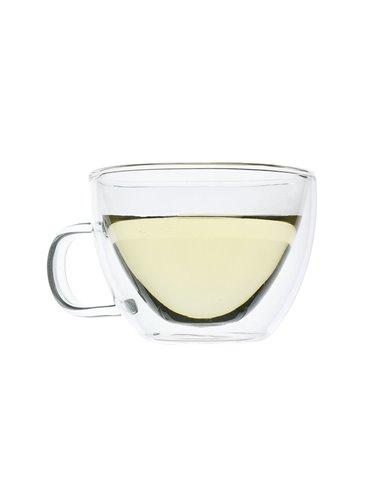 "Decent Espresso Double Walled Handmade Espresso Glass ""Doppio"" 103 ml Set Of 4"