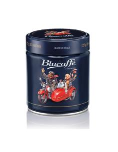Buy Lucaffe Blucafe Grain Tin 125g in Saudi Arabia, Khobar
