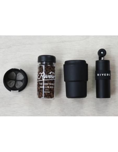 ريفرز جريت - طاحنة القهوة اليدوية