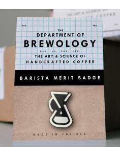 Buy Barista Merit Badge - Chemex in Saudi Arabia, Khobar