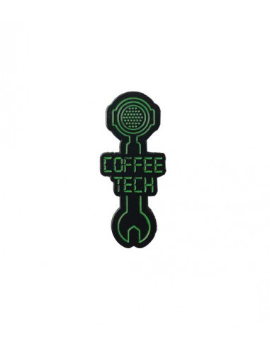 Buy Caffiend - Coffee Tech pin in Saudi Arabia, Khobar, Dammam
