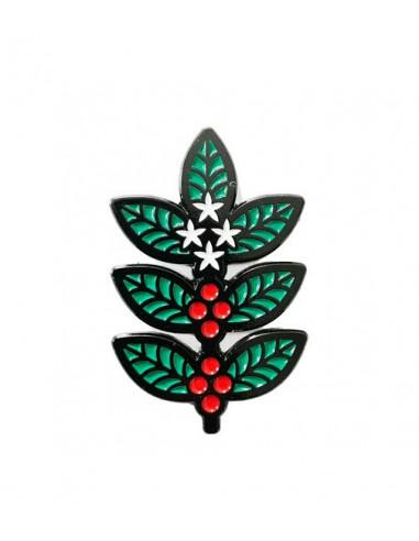 Buy Caffiend - Coffee Blossom pin in Saudi Arabia, Khobar