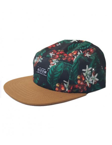 Buy Let Coffee Bloom 5 Panel Hat in Saudi Arabia, Khobar