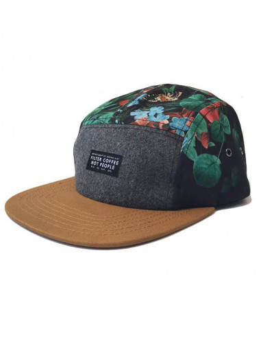 Buy Filter Coffee Not People 5 panel hat in Saudi Arabia