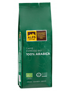 Alps Coffee Bio 100% Arabica 500G