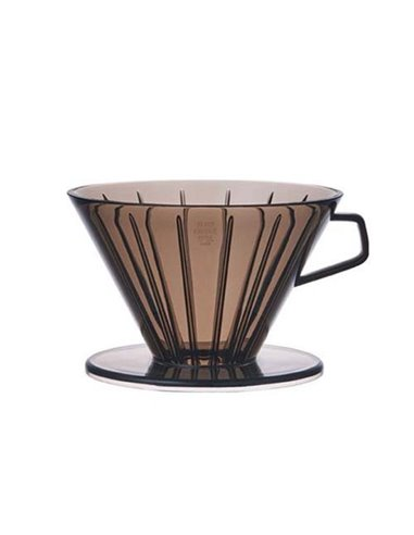 Kinto Slow Coffee Style Brewer 2 Cups Clear Gray