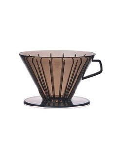 Kinto Slow Coffee Style Brewer 4 Cups Clear Gray