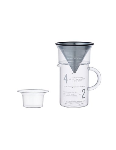 Kinto Slow Coffee Style Coffee Jug Set 600 ml