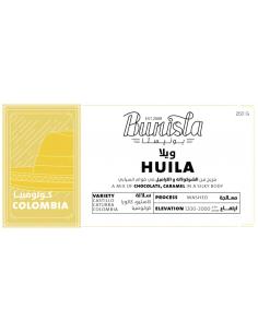 Buy Bunista Colombia Huila Decaf 250g in Saudi Arabia, Khobar