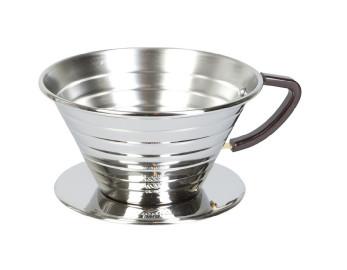 كاليتا ويف - وعاء تقطير من الفولاذ المقاوم للصدأ مقاس 185