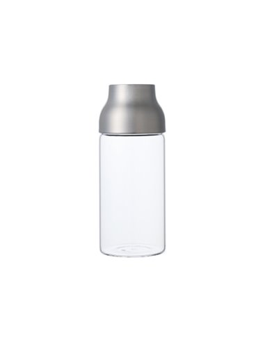 Capsule Water Carafe Stainless Steel 700 ml