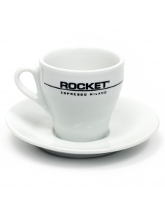Buy Rocket Flat White Cups 162ml, 6 pcs in Saudi Arabia
