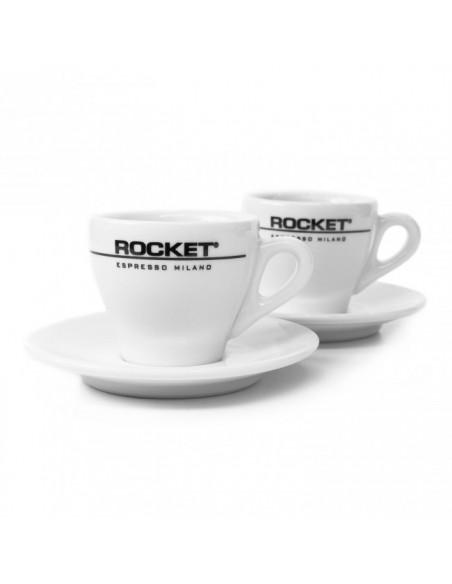 Buy Rocket Espresso Cups 80ml, 6 pcs in Saudi Arabia, Khobar