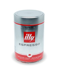 Illy Espresso Ground Coffee 250 g