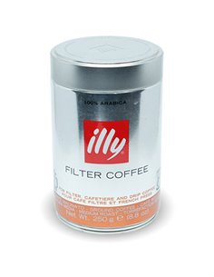 Illy Filter Ground Coffee 250 g