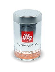 قهوة فلتر مطحونة من إيلي ٢٥٠ جرام