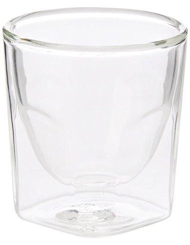 Brewista Double Wall Square Shot Glass 60 ml