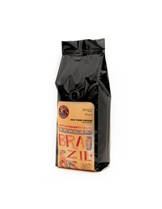 New York Coffee Brazil Whole Bean Coffee 250 g