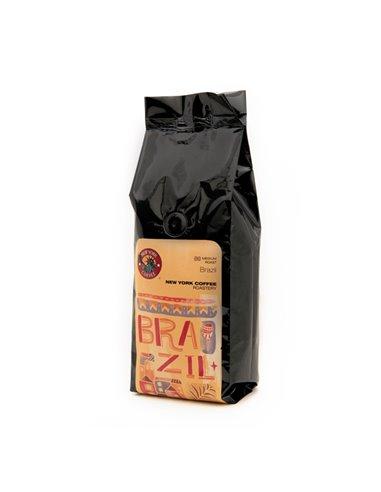 New York Coffee Brazil Whole Bean Coffee 250 g