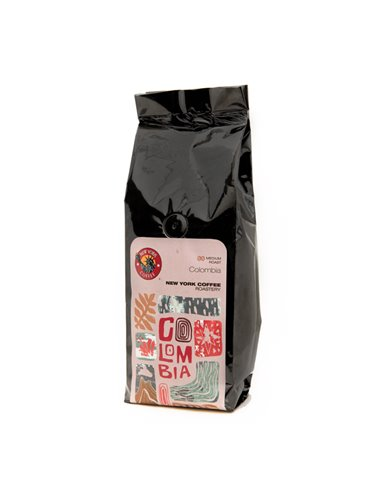 New York Coffee Colombia Whole Bean Coffee 250 g