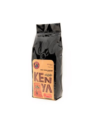 New York Coffee Kenya Whole Bean Coffee 250 g