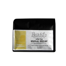 Bunista Colombia Huila Decaf 250g