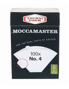 أوراق ترشيح القهوة من موكاماستر