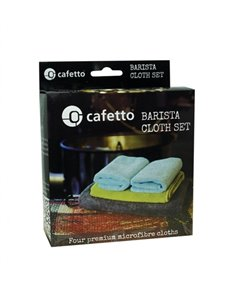 Cafetto Barista Cloth Set