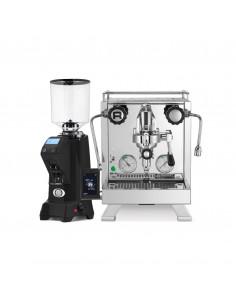 Rocket Espresso R Cinquantotto & Eureka Zenith 65