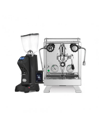 Rocket Espresso R Cinquantotto & Eureka Olympus 75