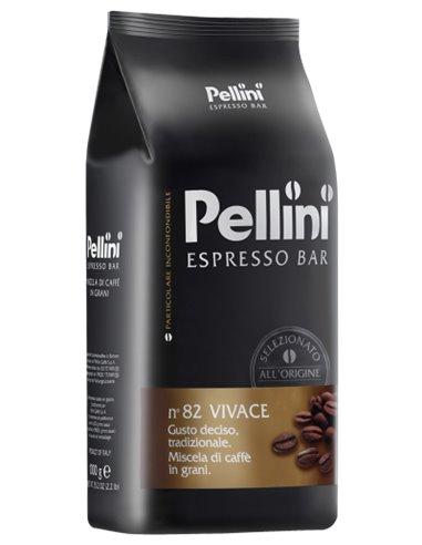 قهوة بيليني، حبوب اسبريسو كاملة بار ان 28 بوزن 1 كيلو جرام