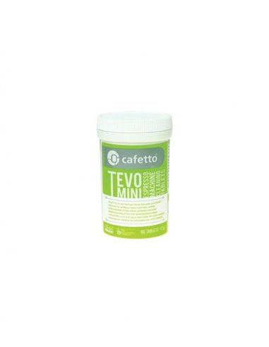 Cafetto Tevo Mini Machine Cleaning Tablets