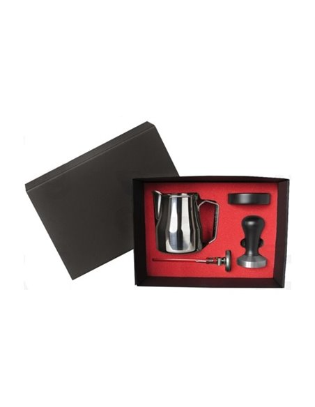 صندوق إكسسوارات مختصين إعداد القهوة