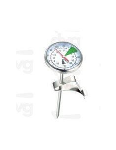 مقياس حراري للحليب بمشبك تثبيت